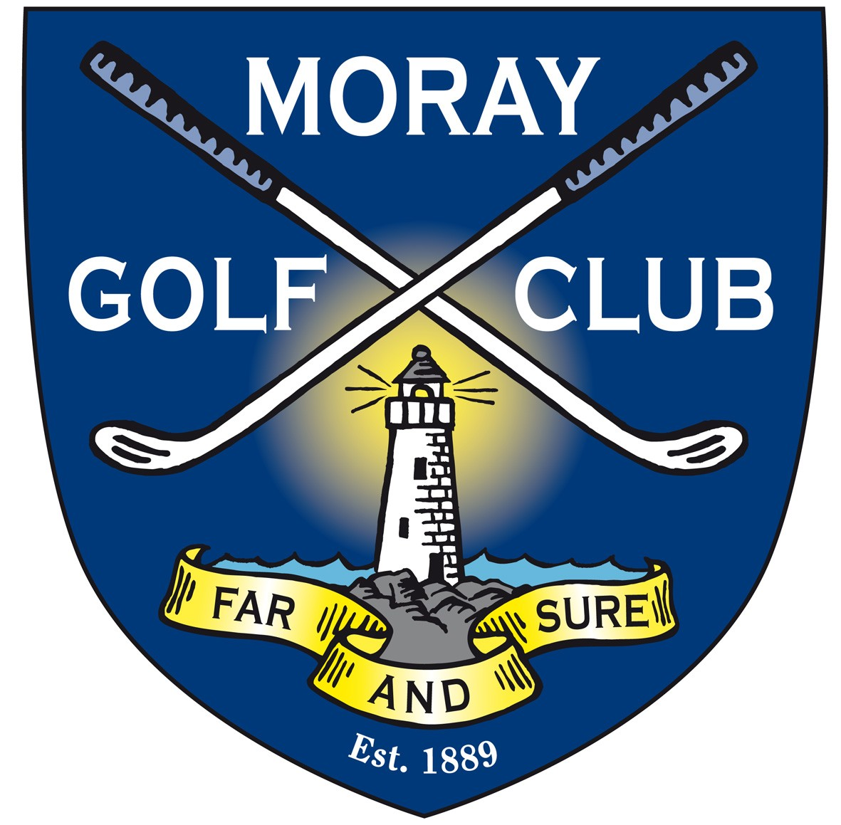 Logo for Moray Golf Club
